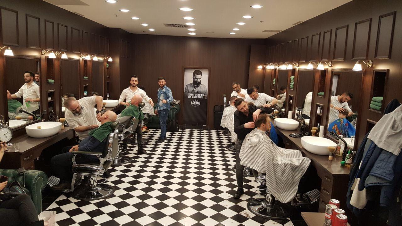 Barberpoint Arcaden Barber In Erlangen Arcaden